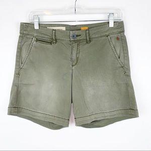 Anthro Pilcro Hyphen Chino Shorts